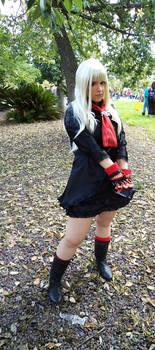 Lili Tekken (Black costume)