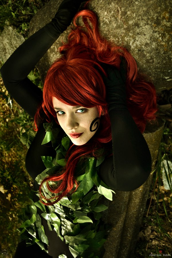 Poison Ivy by ArubaChan
