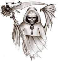 Grim Reaper2 by Annikki