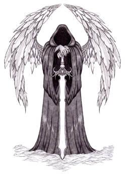 Dark Angel Tattoo