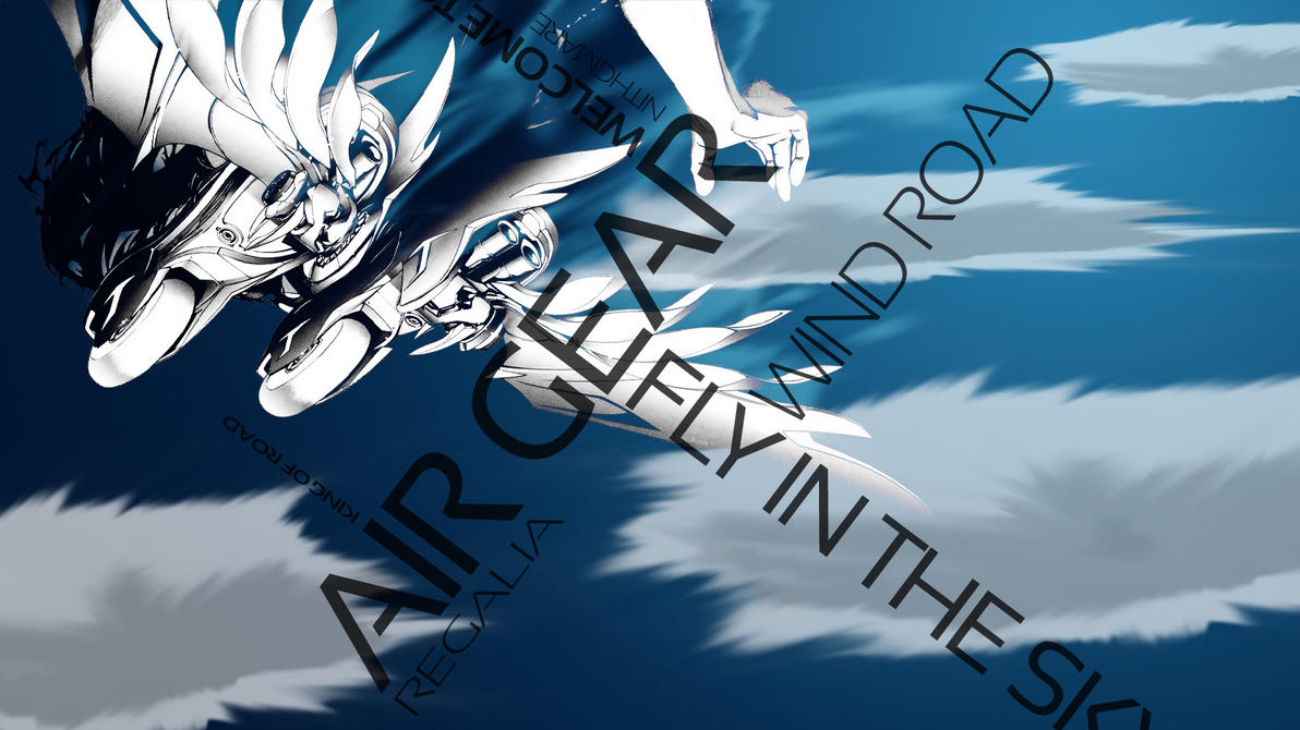 air gear by moonscarf7 on deviantart