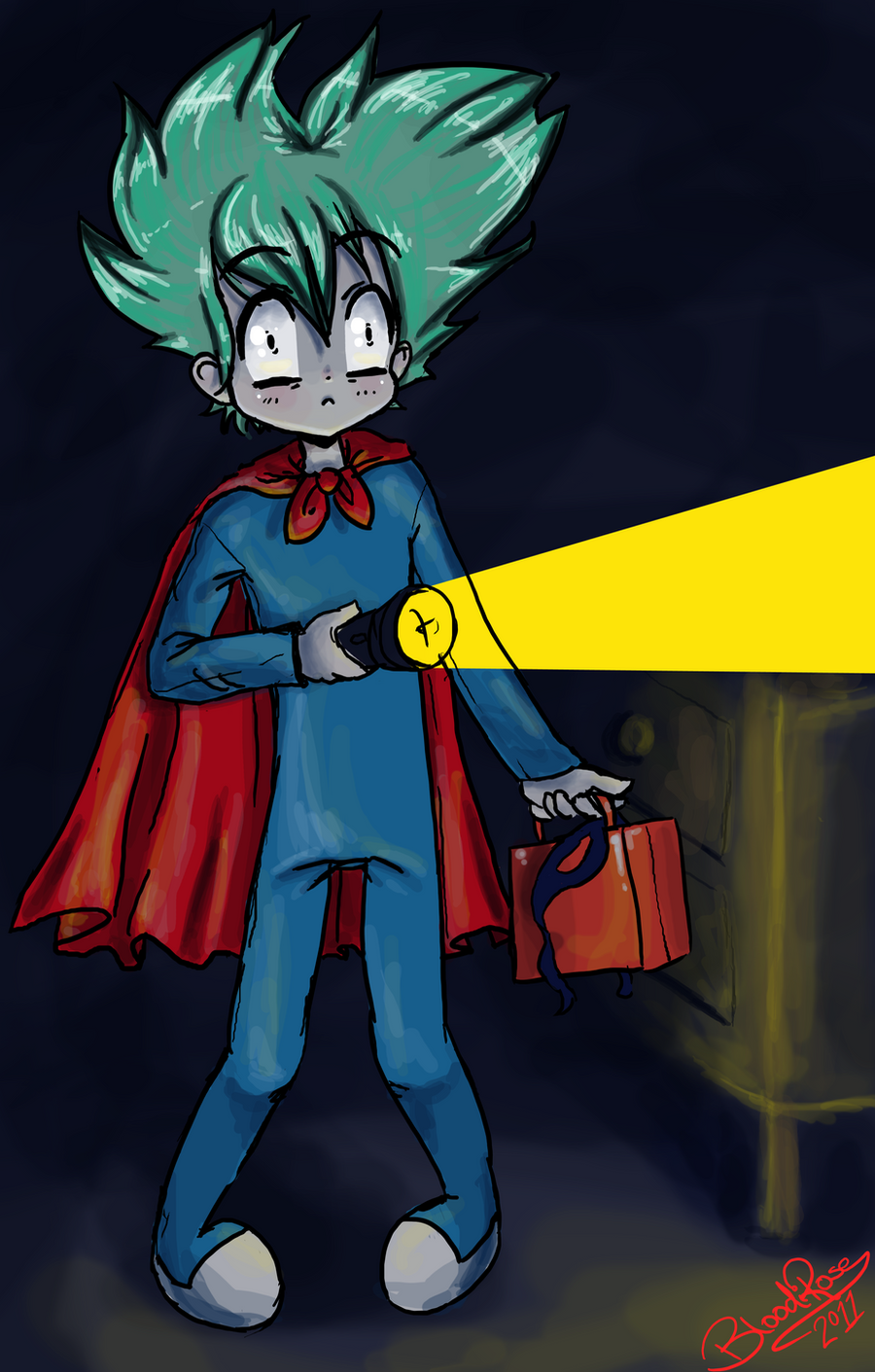 Pajama Sam By Bloodirose On Deviantart