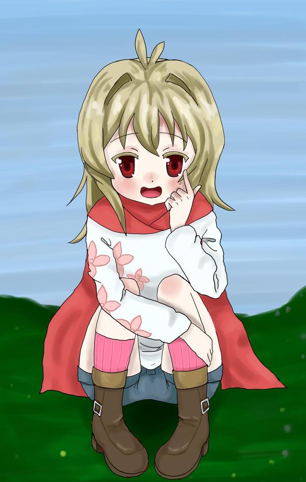 Makio by BloodiRose