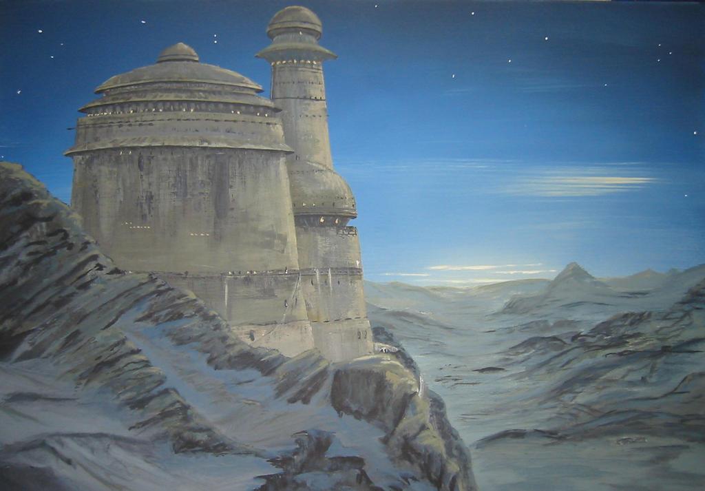 Jabba's Palace by Bhelia