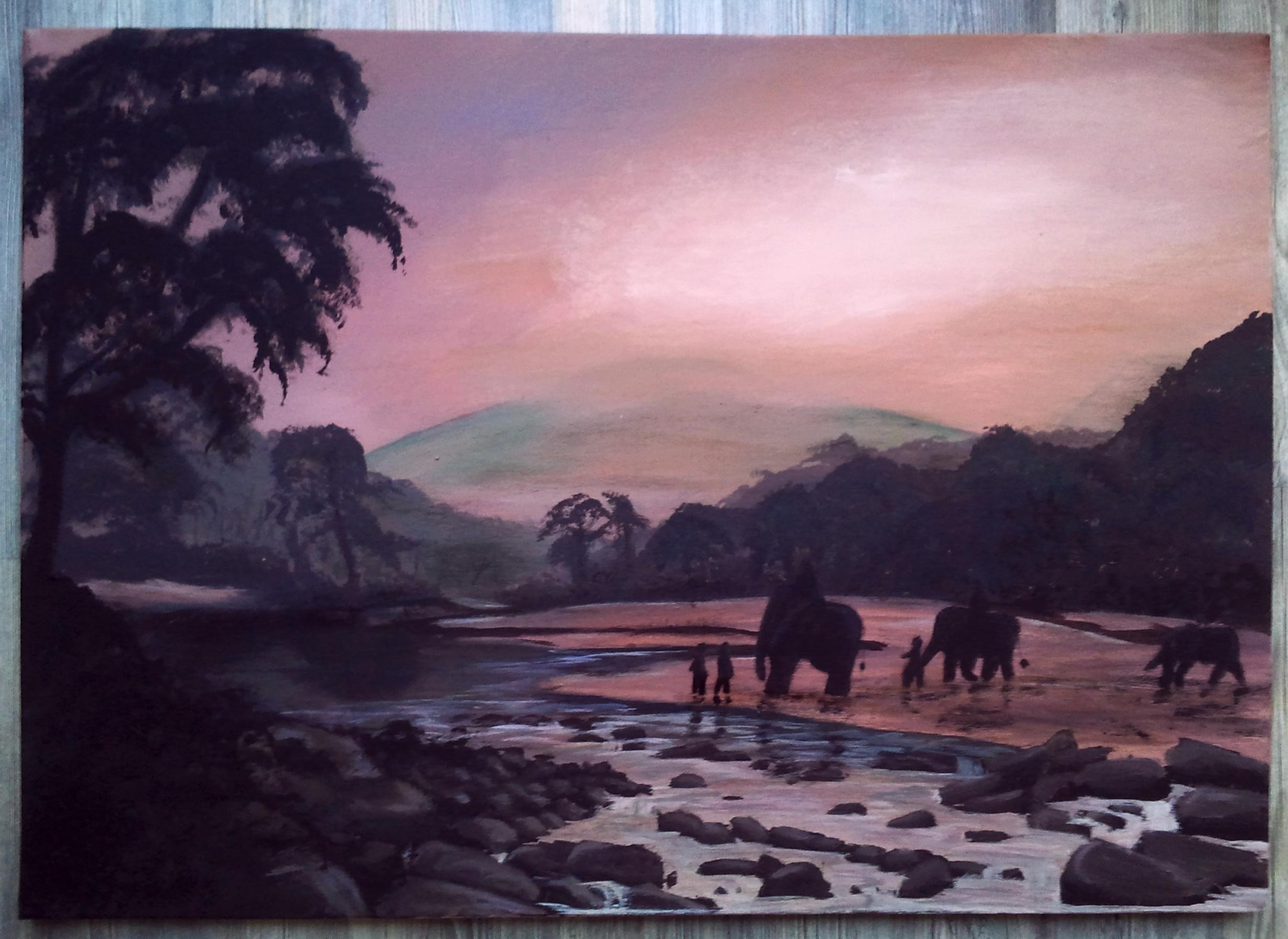 Indiana Jones and the Temple of Doom by Bhelia