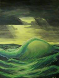 Storm by Bhelia