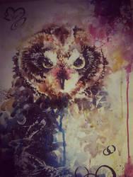 Owl by Amio-m