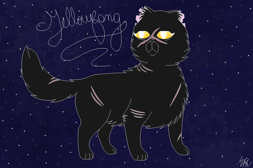 Yellowfang by someponyhere