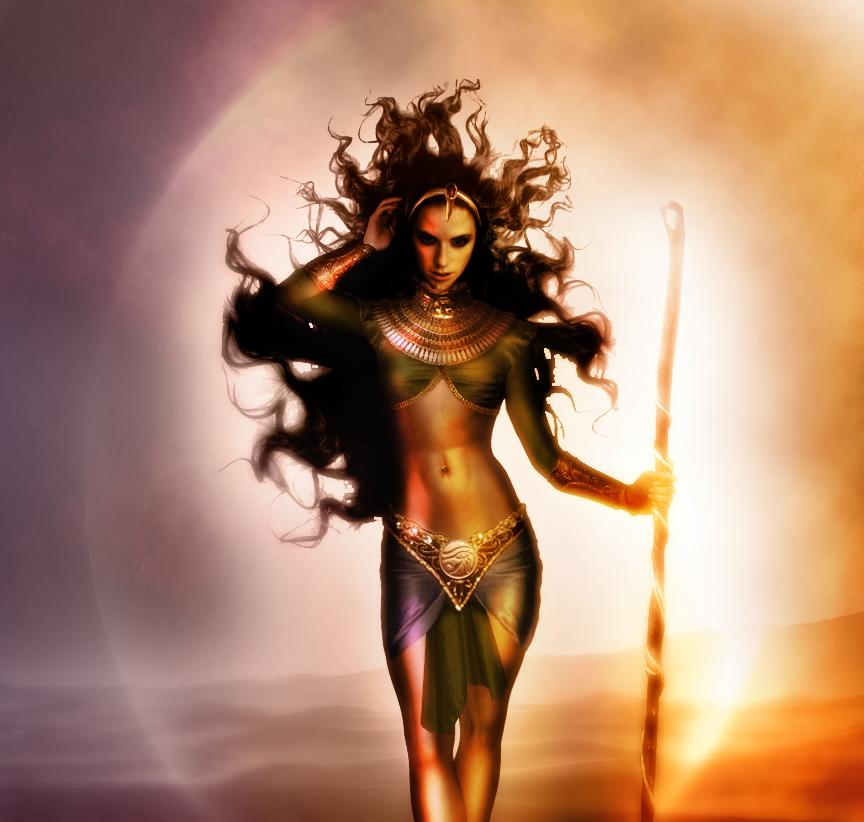 Diablo 2 - Sorceress by EnaiSiaion