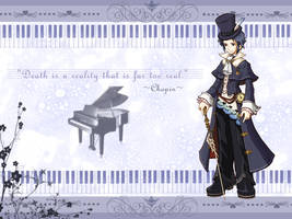 Chopin Wallpaper by Yuuhiko