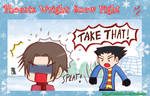 Phoenix Wright: Snow Fight