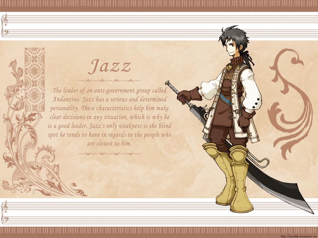 Jazz Wallpaper By Yuuhiko