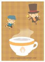 Tea Fairies by Yuuhiko