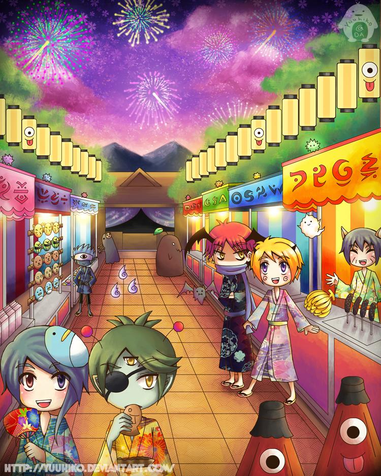 Festival by Yuuhiko