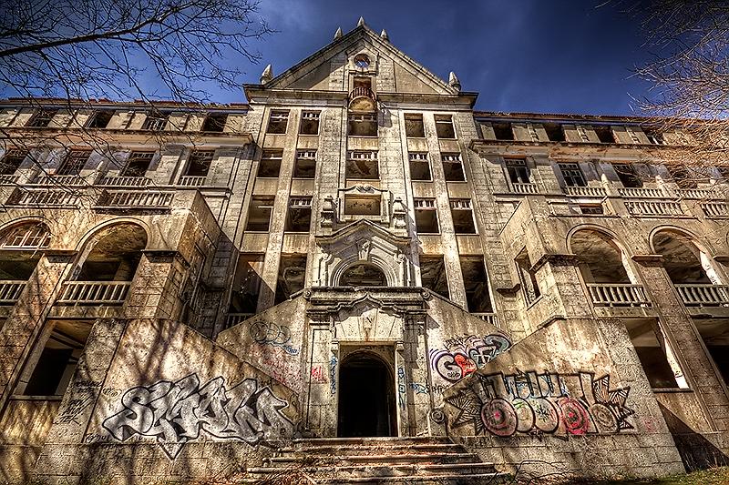 Abandoned Sanatorium I