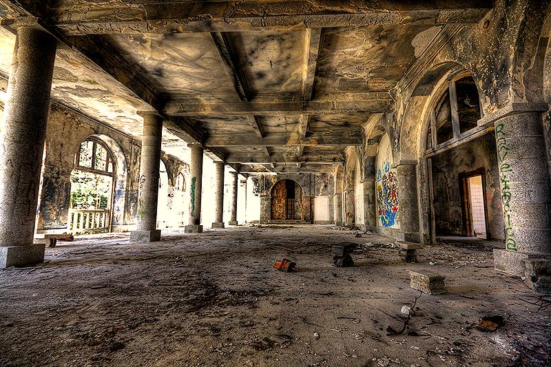 Abandoned Sanatorium III