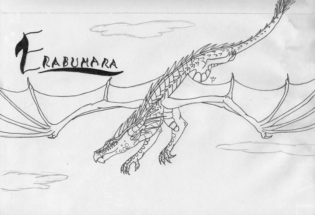 ART TRADE: ERABUMARA by talons-and-tails
