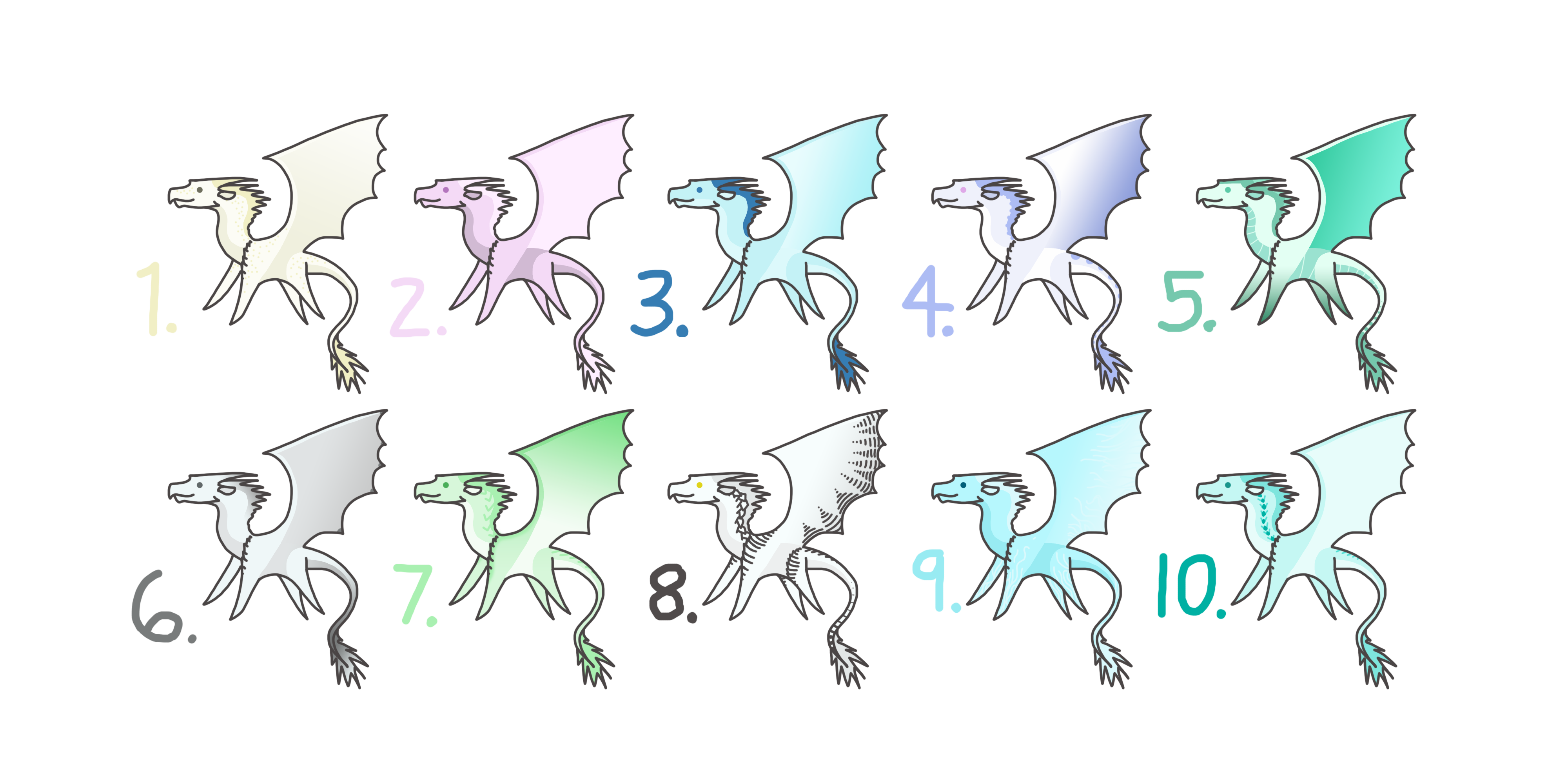 (CLOSED) ICEWING ADOPTS WOOT by talons-and-tails