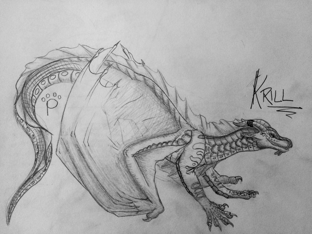 ~pm~ krill for SoFizzticated by talons-and-tails