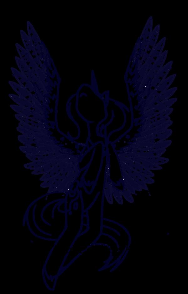 Princess Luna by Weresquirrel94