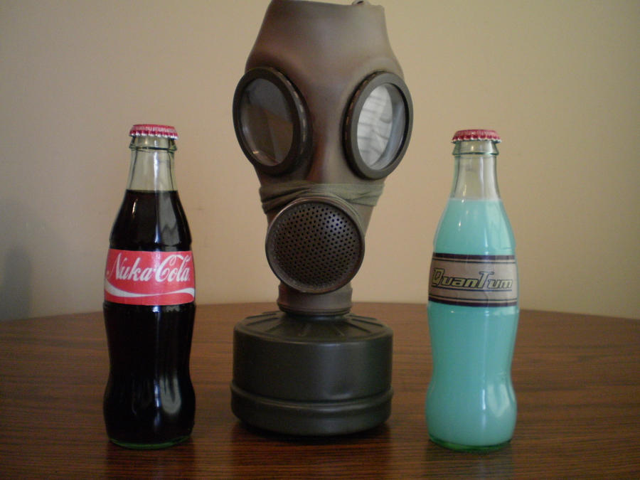 My Nuka Cola Collection By Sp4rt4n150 ...