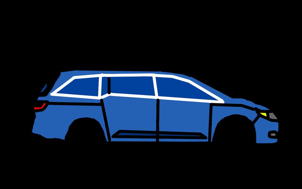 Honda Odyssey (My car) by Violent-MinPin on DeviantArt