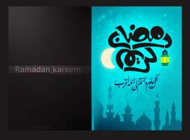 R A M A D A N kareem by Khadeeja-102