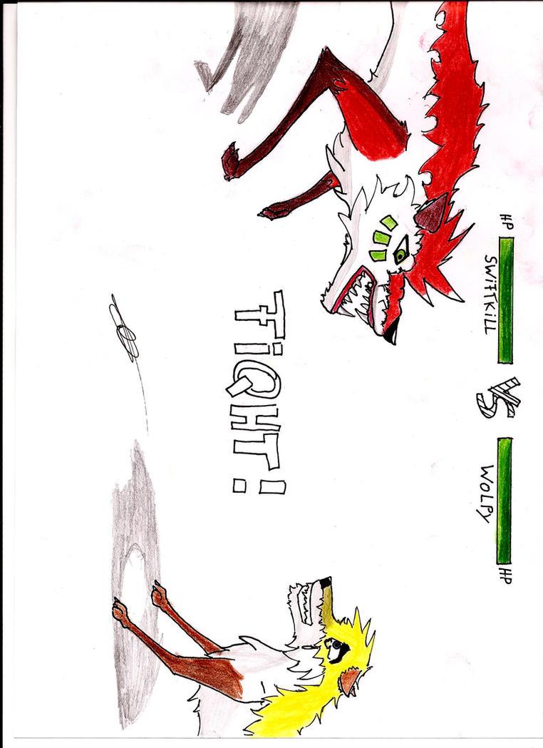 Swiftkill vs Wolpy by Swiftlook