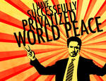 World Peace From Tony Stark