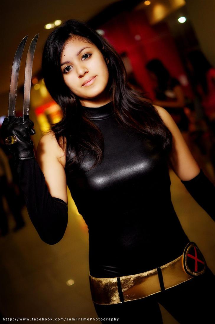 X23 Costume X-23 laura kinney cosplay X 23 Cosplay