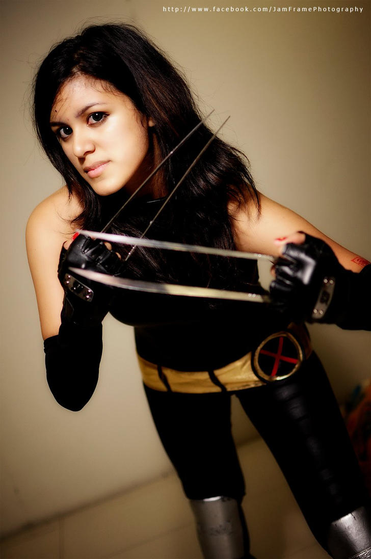 X-23 Laura Kinney Cosplay 2 by flamable77 on DeviantArt X 23 Cosplay Wallpaper