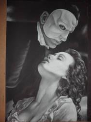 Phantom of the Opera by Tabatha89