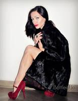 Fur coat weather by jojo--love