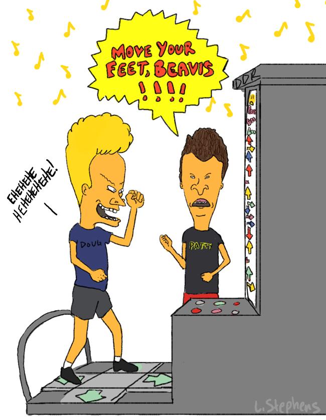 Beavis And Butthead Bs