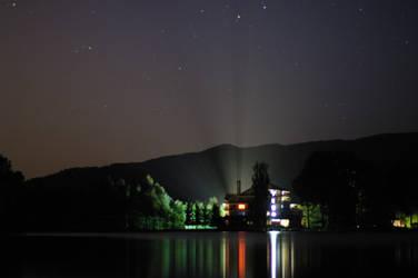 Mogosa Lake by eaglex