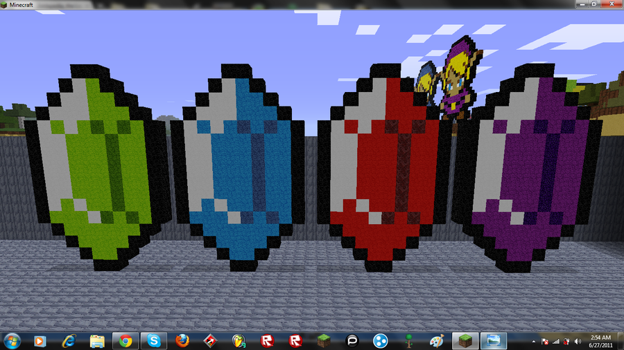 82 Pixel Art Templates Zelda Facile Licorne