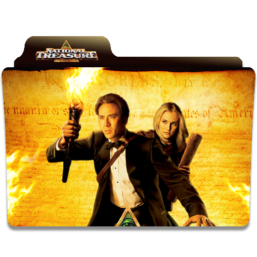 La Busqueda Icon Movie Folder By