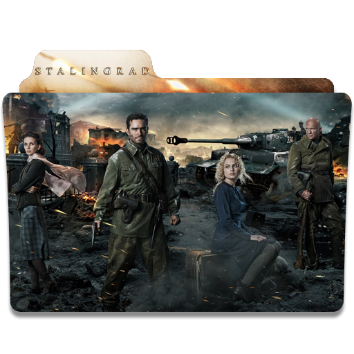 Stalingrad (2013) icon movie folder by D4ni04 on DeviantArt