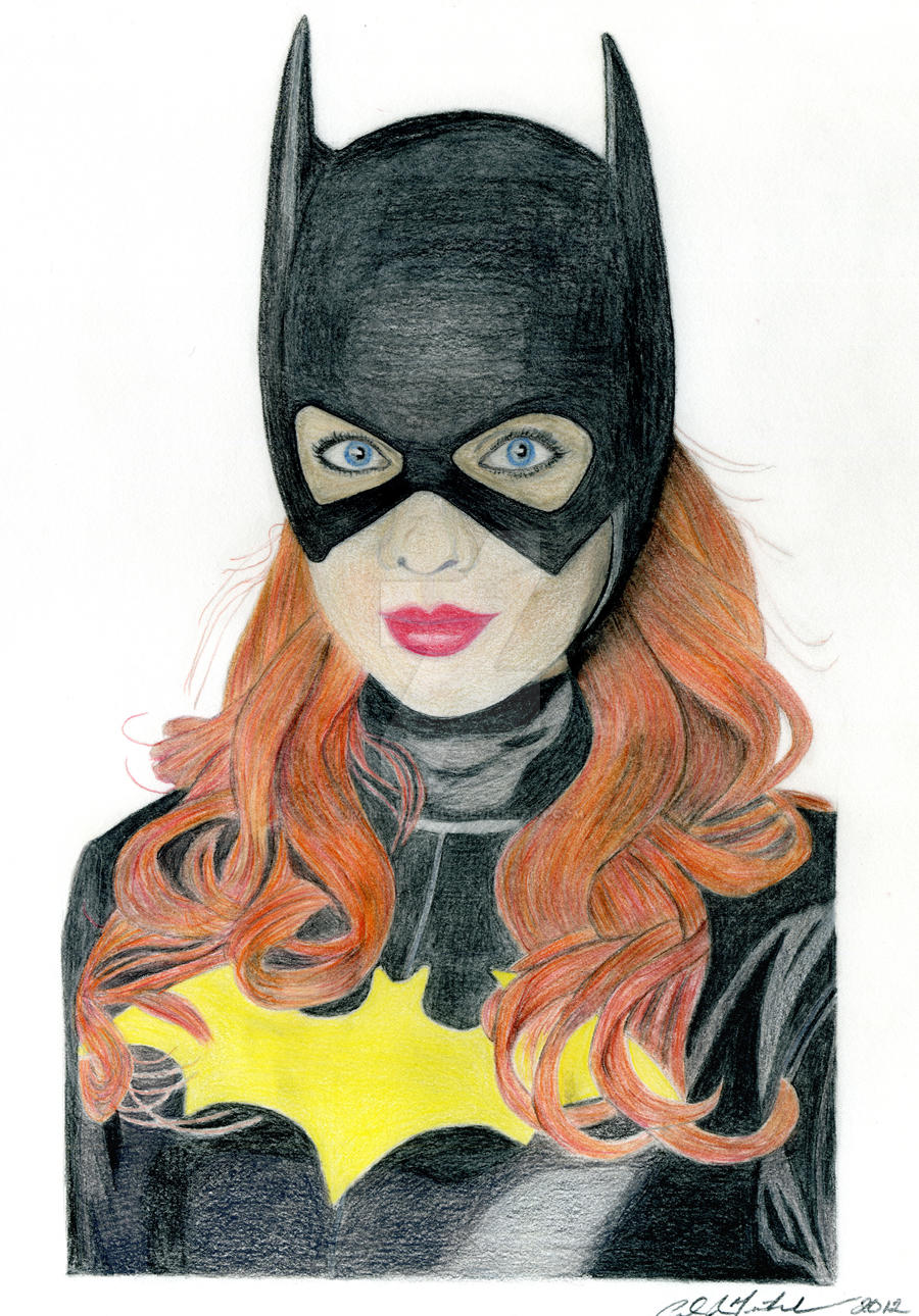 Natascha as Bat Girl by PaulMichaels