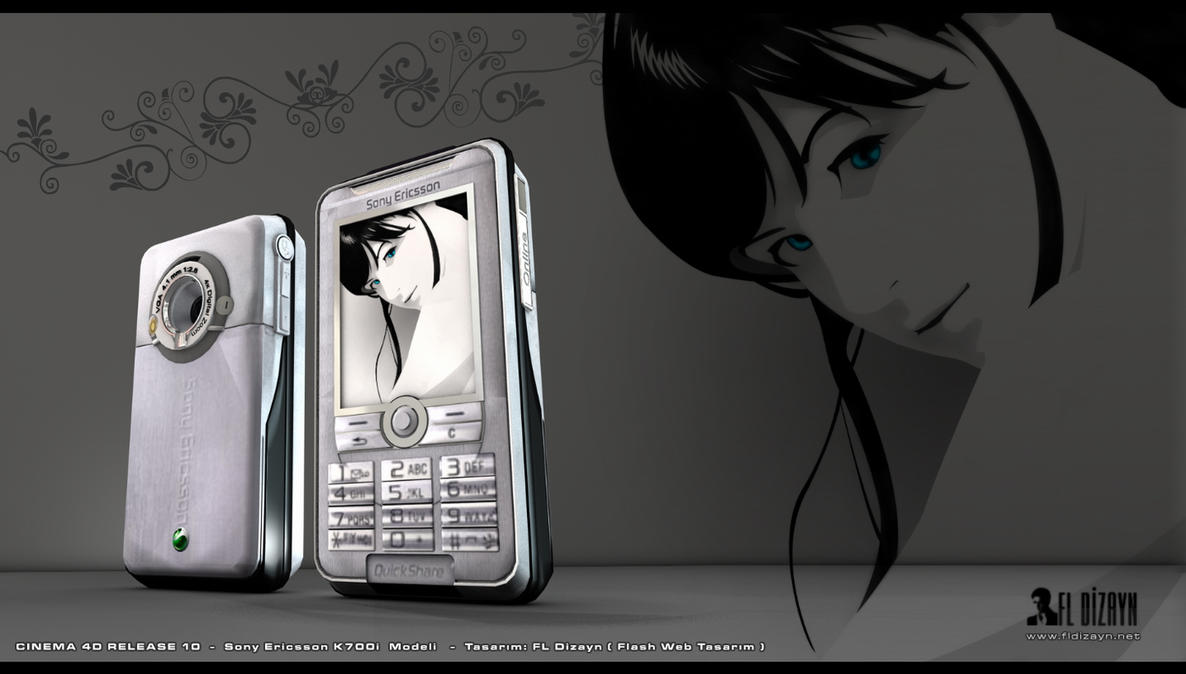 Download any Sony-Ericsson K700i theme without any payments