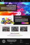 Visuals by designedbyarchel