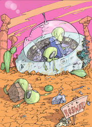 Roswell by neisbeis