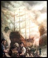 Pirates by neisbeis