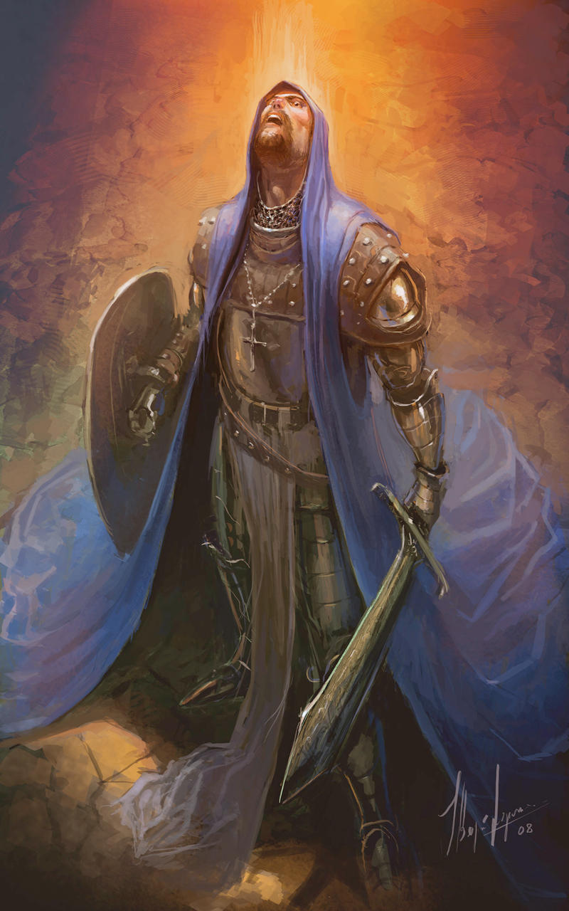Templar by neisbeis