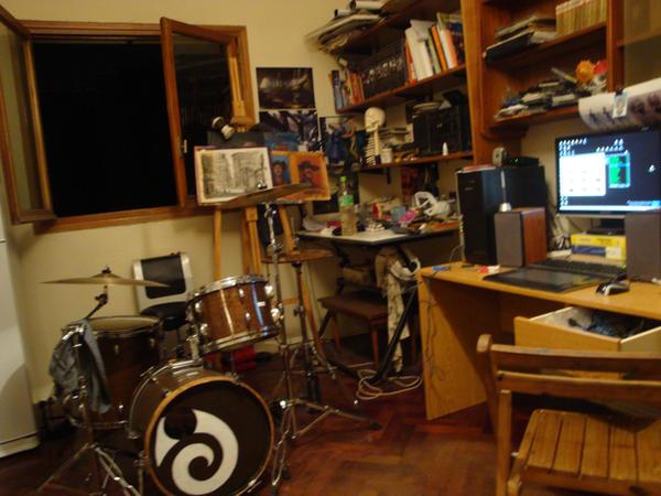 My workshop by neisbeis