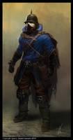 Von fisher character designe