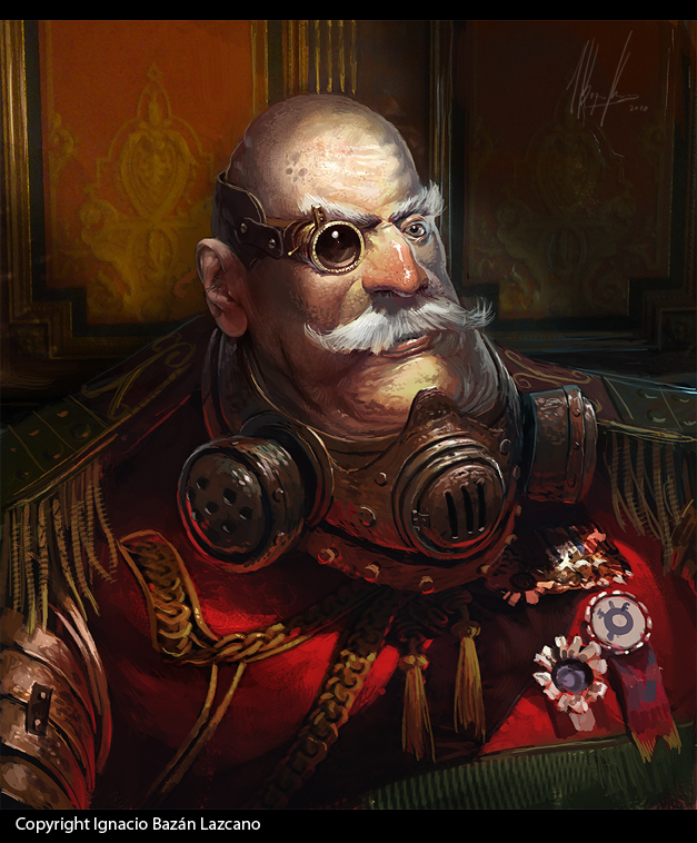 Duke Kayfond III the villain by neisbeis