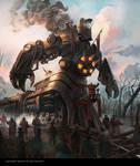 railway engine centaur