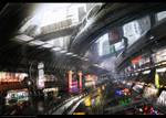 futuristic cities tutorial