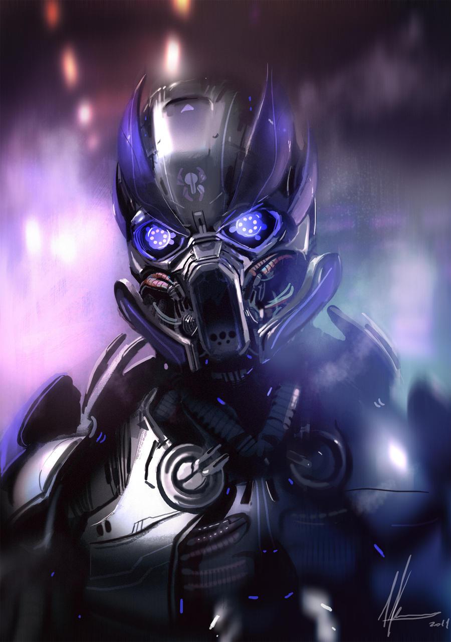 robot metal tutorial by neisbeis